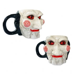 Saw 'Billy The Puppet' Mug
